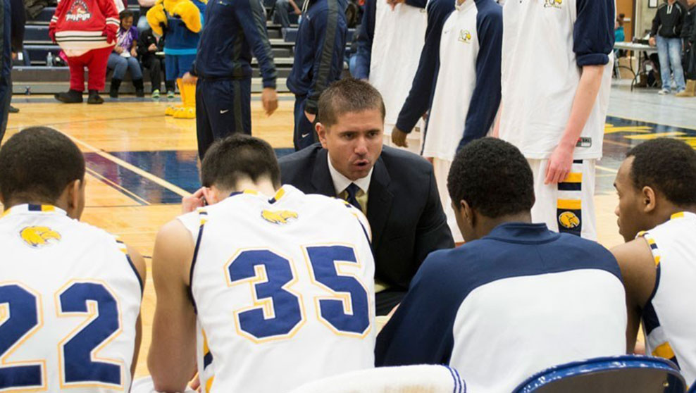 Photo for Doty Finalizes Men�s Basketball Coaching Staff
