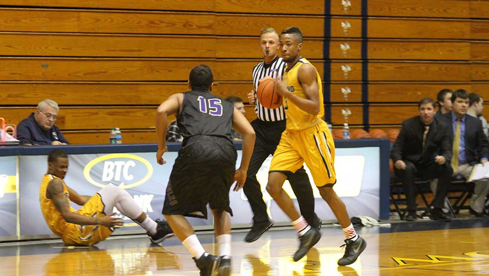 Photo for Jackets Hold off Avila for 94-83 Win in Heart Quarterfinals