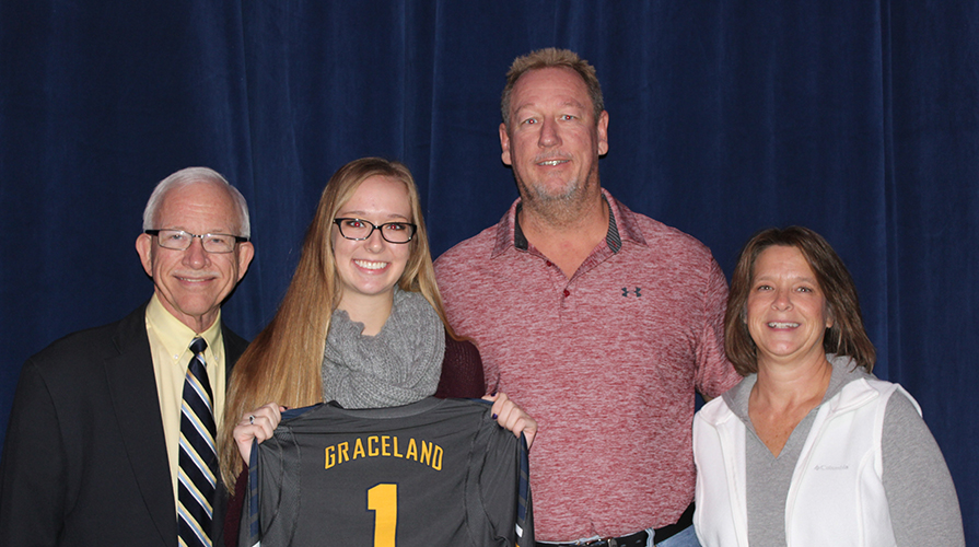 Photo for Armstrong Signs with Volleyball
