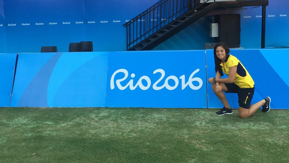 Photo for GU Alum Played in Rio Olympics