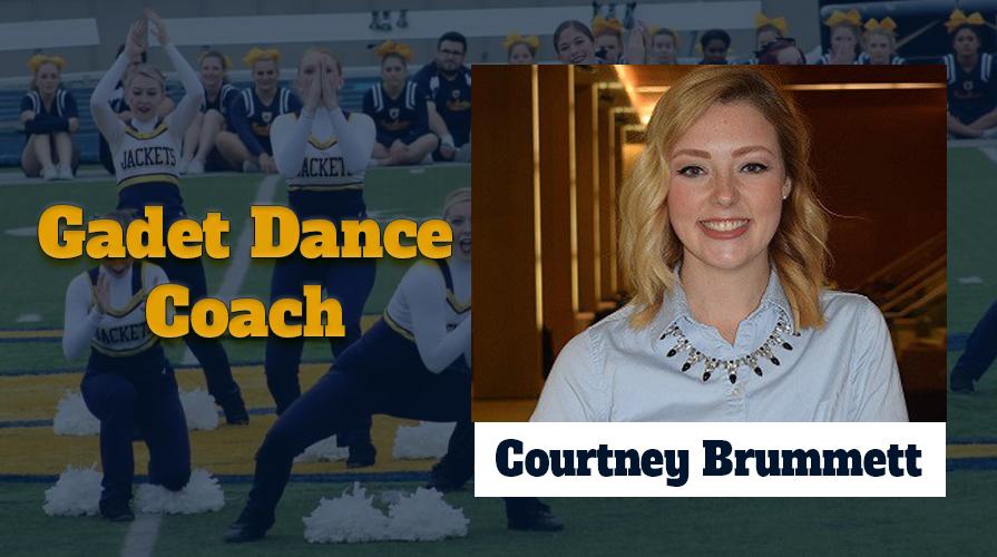 Photo for Graceland Names Courtney Brummett Head Gadet Dance Coach