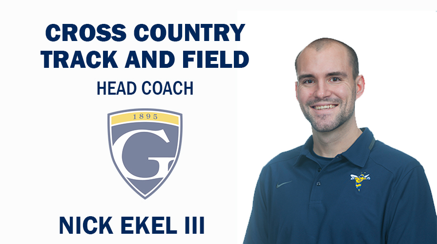 Photo for Ekel Tabbed to Lead Cross Country/Track and Field