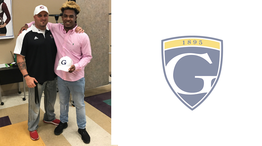 Photo for Tyrell Smith Joins the GU Football Program