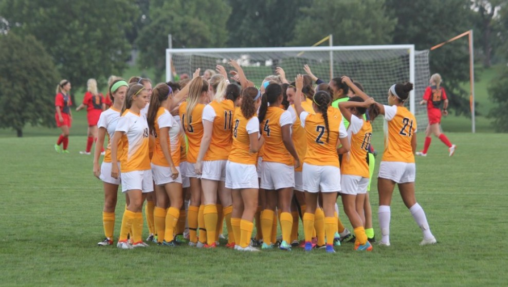 Photo for Women's Soccer Prepares for Two Road Games