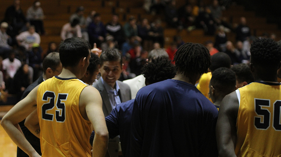 Photo for Ravens Soar Over Yellowjackets, 67-63