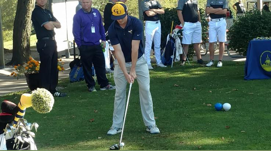Photo for Men's Golf Finishes 8th at CMU Eagle Open