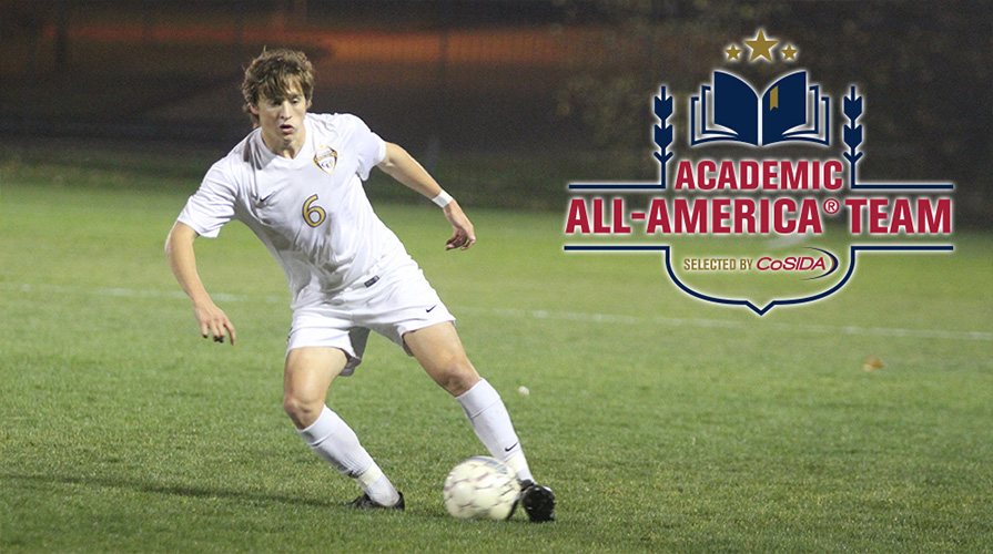 Photo for Schlom Named to CoSIDA Academic All-America Team