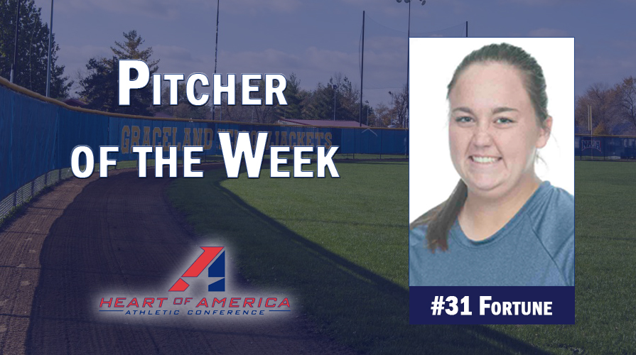 Photo for Fortune Named Heart Pitcher of the Week