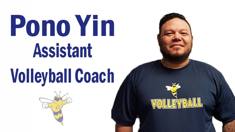 Photo for Pono Yin Joins Volleyball Coaching Staff