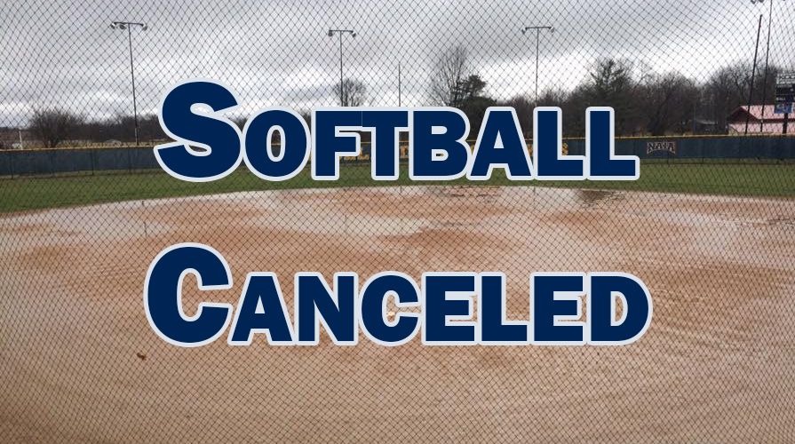 Photo for Softball Against Clarke Scheduled for 4/29 Canceled