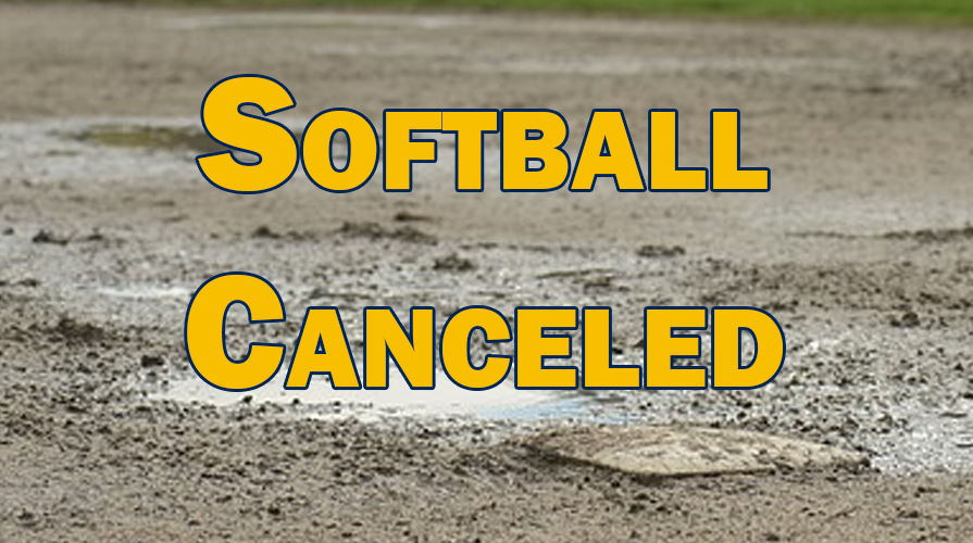 Photo for Softball at Grand View Scheduled for 4/30 Canceled