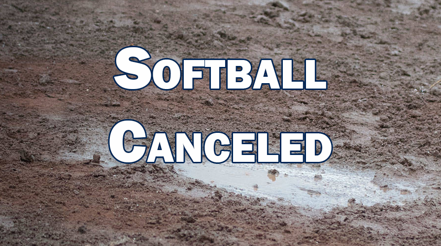 Photo for Softball Against Central Methodist Scheduled for 5/1 Canceled