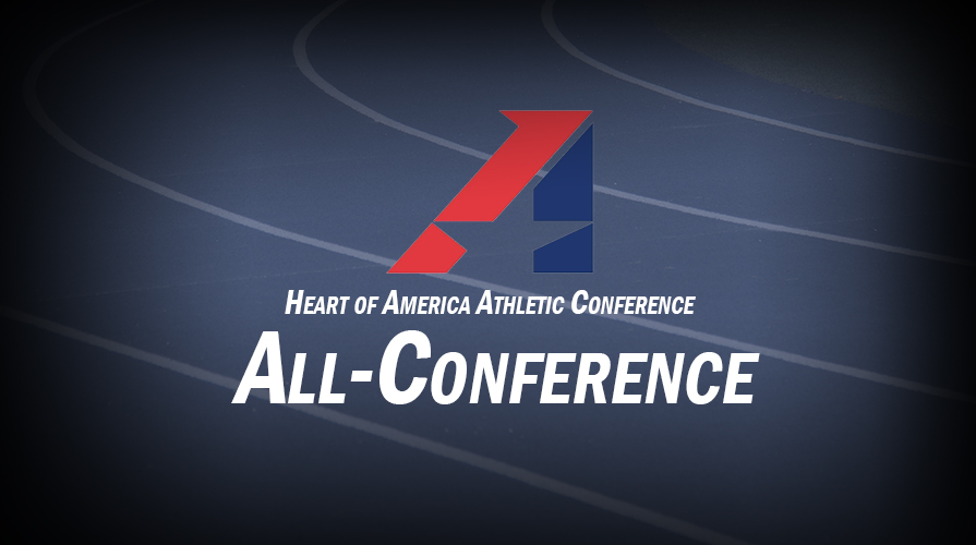 Photo for 23 Athletes Receive All-Conference Accolades
