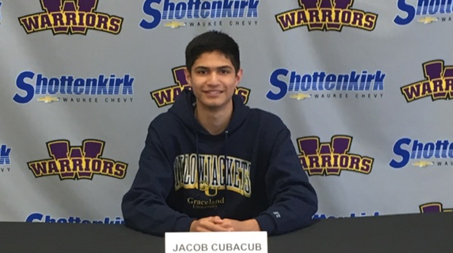 Photo for Jacob Johannes-Cubacub Joins Track and Field