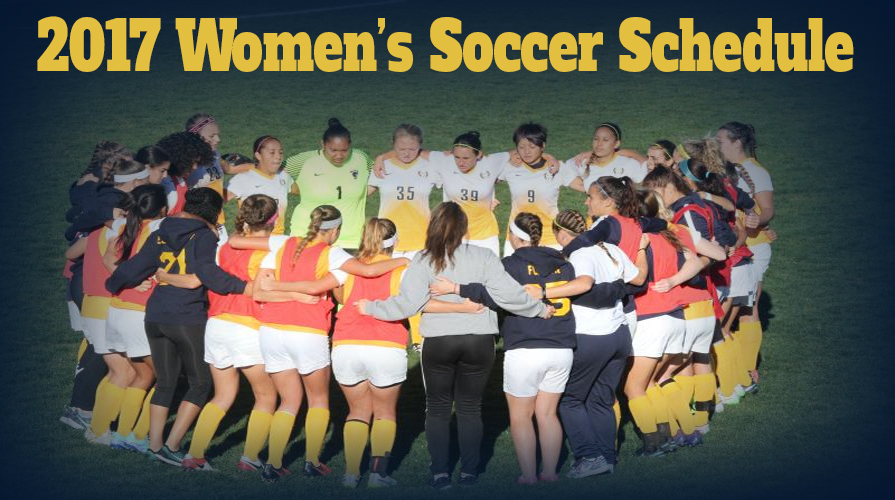 Photo for 2017 Women's Soccer Schedule Released