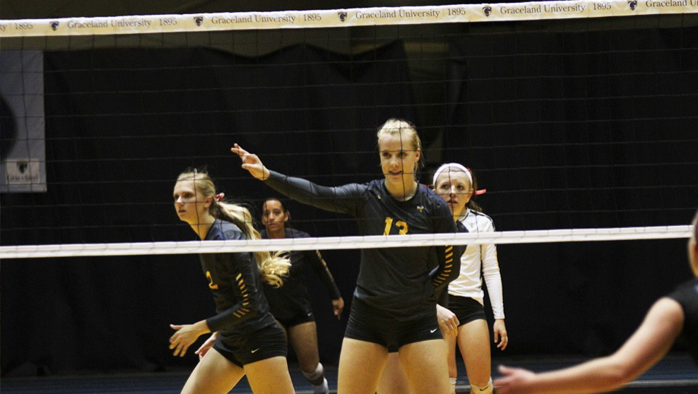 Photo for Volleyball Takes to the Road for Two Heart Contests