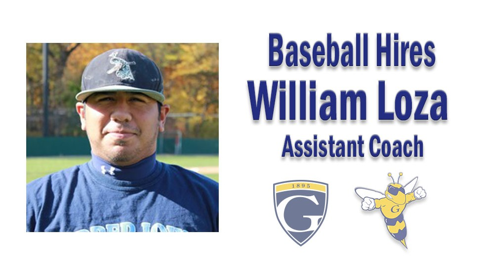 Photo for William Loza Joins Baseball Staff