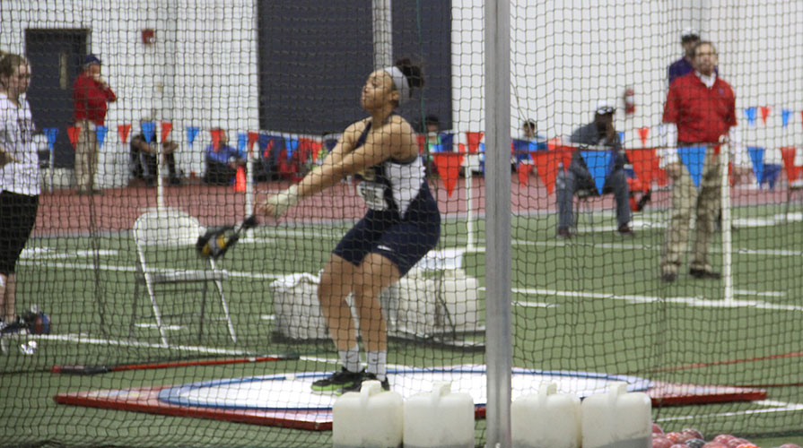 Photo for Indoor Track and Field Teams Compete At Missouri Challenge