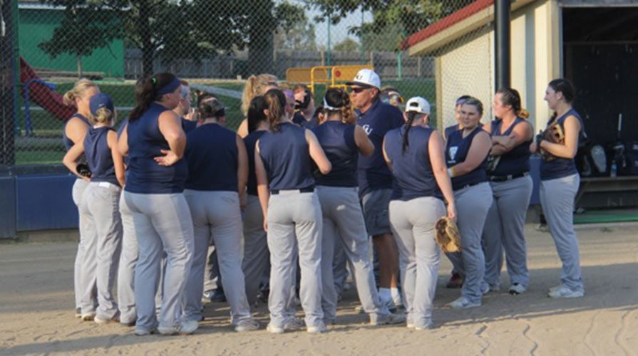 Photo for Softball Splits Season Opener With Bethany College
