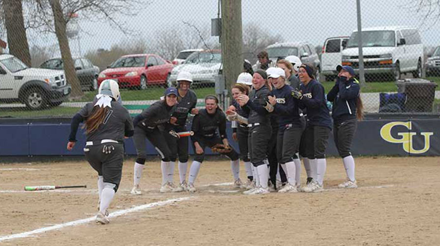 Photo for Graceland Softball Begins Road Trip