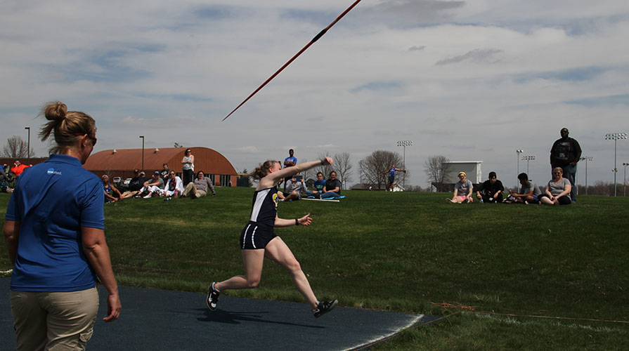 Photo for Track And Field Competed At KU And Grinnell