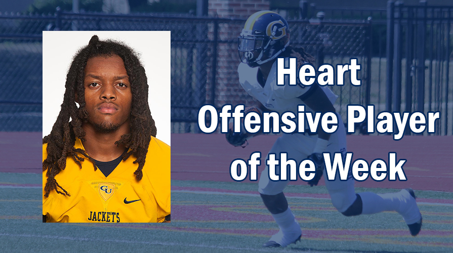 Photo for Thomas Named Heart Offensive Player of the Week