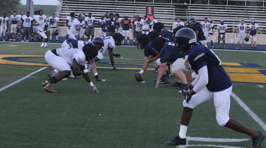 Photo for Jacket Preseason Intersquad Scrimmage