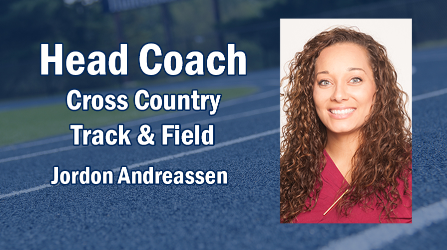 Photo for Andreasson Tabbed as Head Cross Country/Track and Field Coach