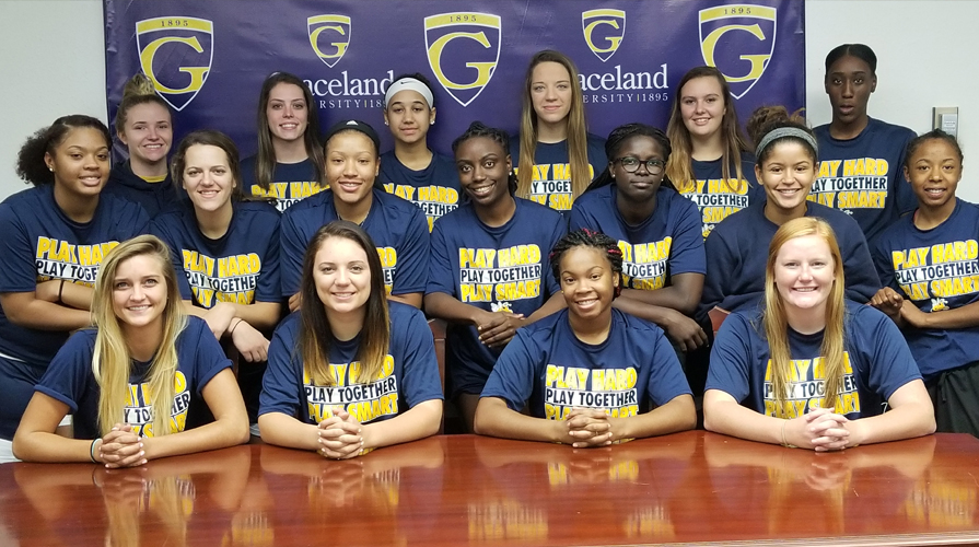 Photo for Women's Basketball Announces 2017-18 Recruiting Class
