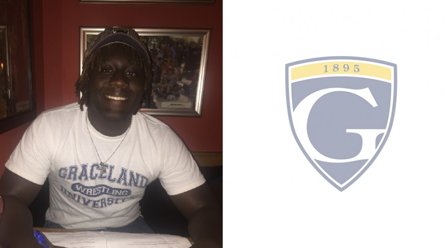 Photo for DeMarco Mosley Inks with Wrestling
