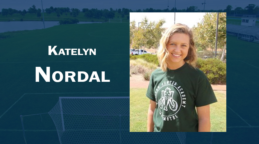 Photo for Katelyn Nordal to Attend Graceland and Play Soccer