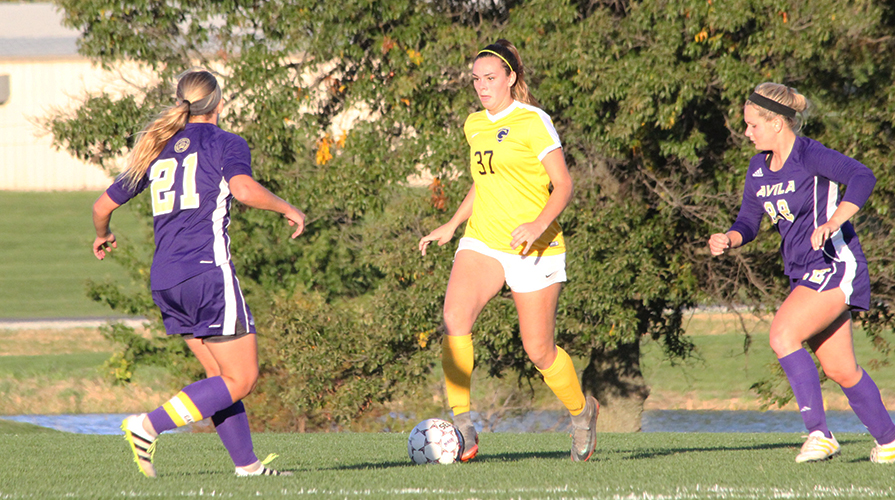 Photo for First Half Goals Push Jackets Past Mount Mercy