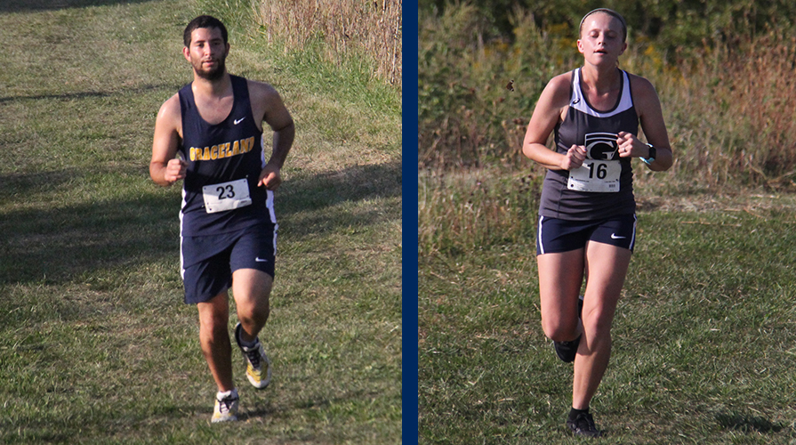 Photo for Cross Country Competes at Briar Cliff Invitational